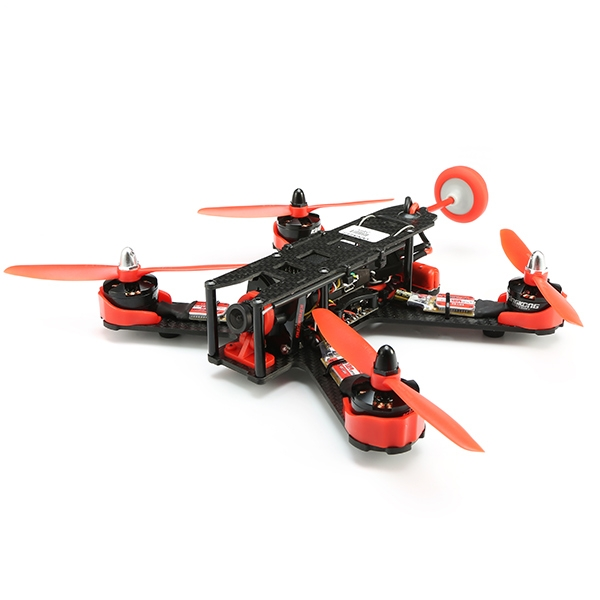 Kingkong 210 210MM CC3D/NZ32 FPV Racer Quad RTF with 800TVL CMOS 200mW VTX Flysky i6 Transmitter
