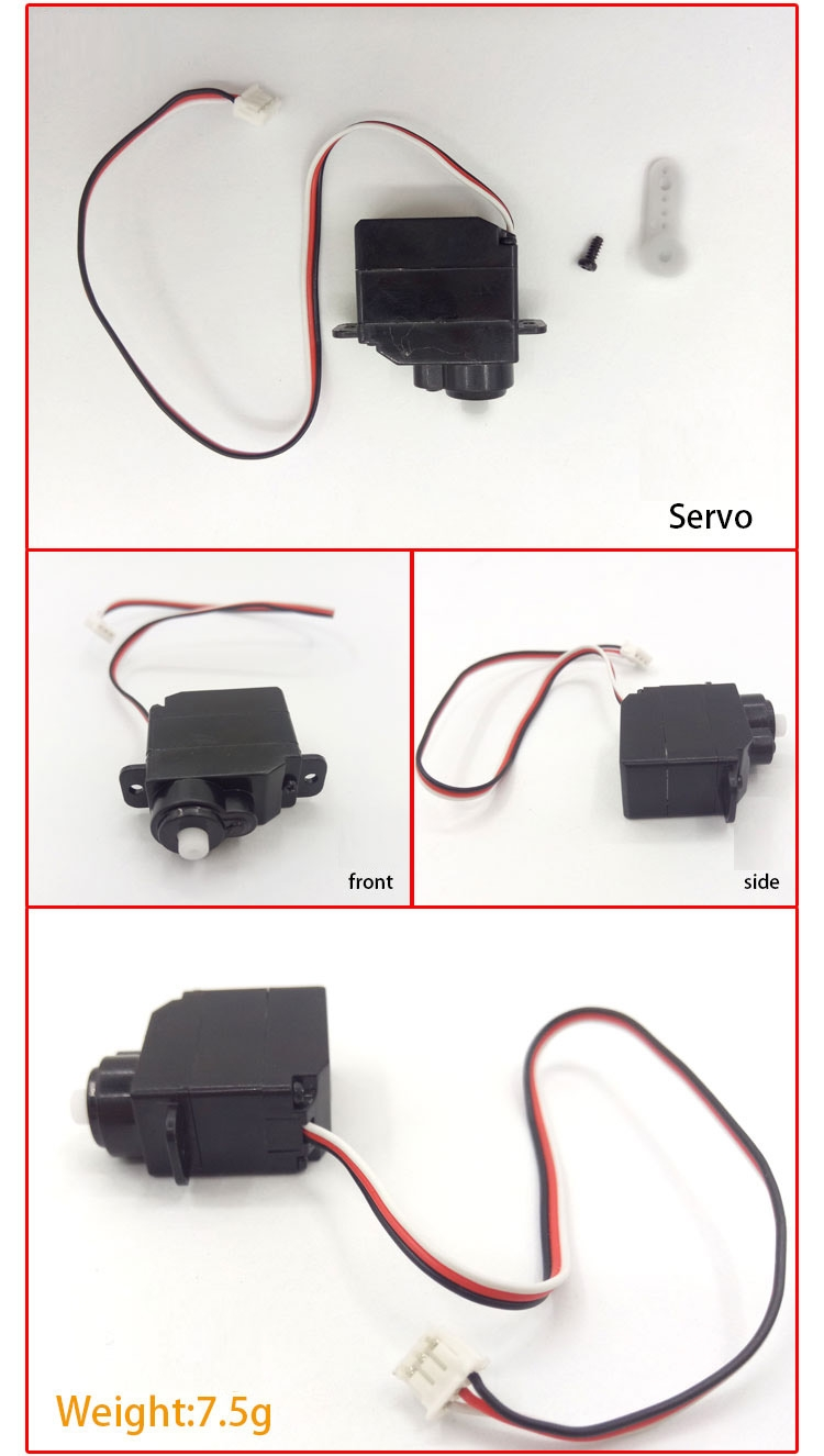 WLtoys V950 RC Helicopter Parts Servo V.2.V950.014