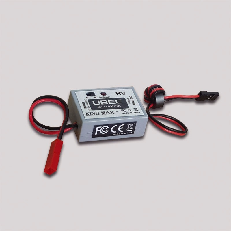 KING MAX KM8001 Multifunctional HV 5.0V~6.0V Output UBEC