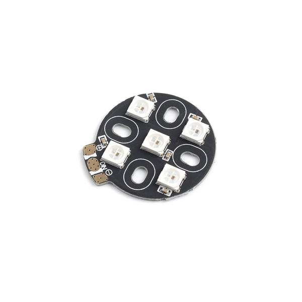 DIATONE SW522/AN Full Color Flash Bang 2812 LED Board 5V Input Direction Night Light Plate For Racer