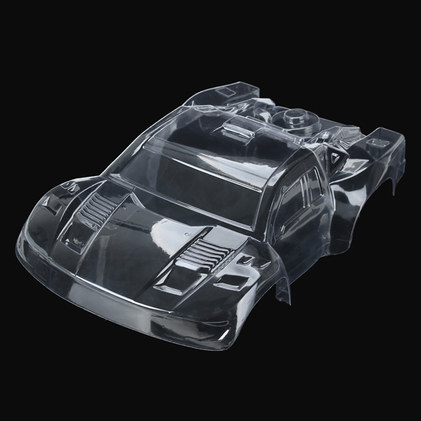 REMO 1/16 Clear Short Course Body Shell Canopy D2601 RC Car Part