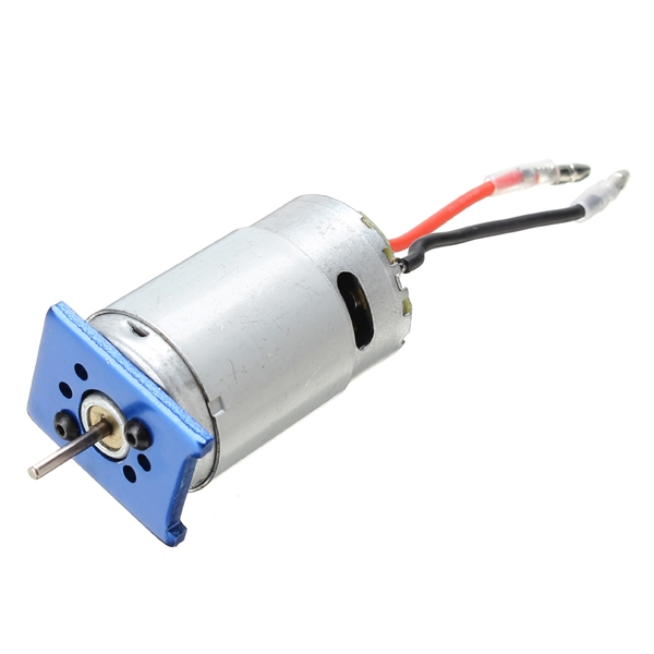 REMO E9661 Motor 390 With Fixed Plate 1/16 RC Car Parts For Truggy Buggy Short Course 1631 1651 1621
