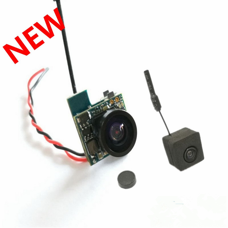 CM275T 5.8G 25mW 48CH NTSC/PAL Mini VTX 600TVL FPV Camera for DIY Micro FPV Racer