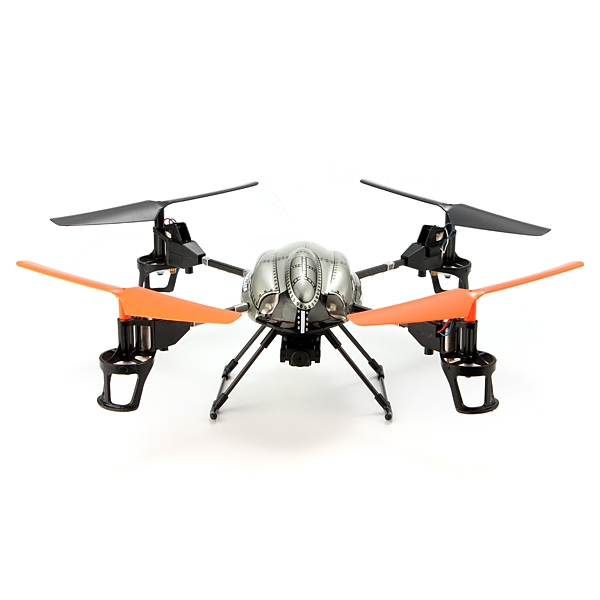 WLtoys V222 Upgraded V959 2.4G 6-Axis 4CH RC Quadcopter With Camera LED Light Mode 2