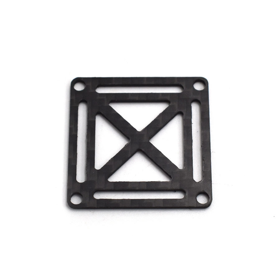 Realacc RFX185 RFX160 FPV Racing Frame Spare Part 1.5mm Middle Plate Carbon Fiber