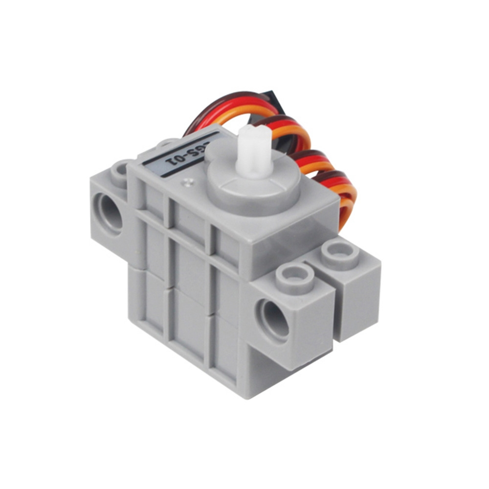 LOBOT LGS-01 Micro Anti-block Servo 270° Rotation Compatible With LEGO Blocks