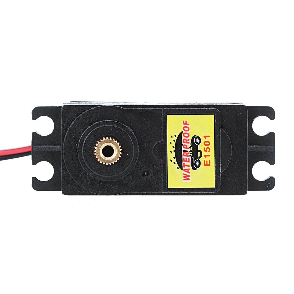 RGT EX86100/PRO 1/10 RC Spare Parts 15KG Waterproof Steering Servo with Metal Gear R86076