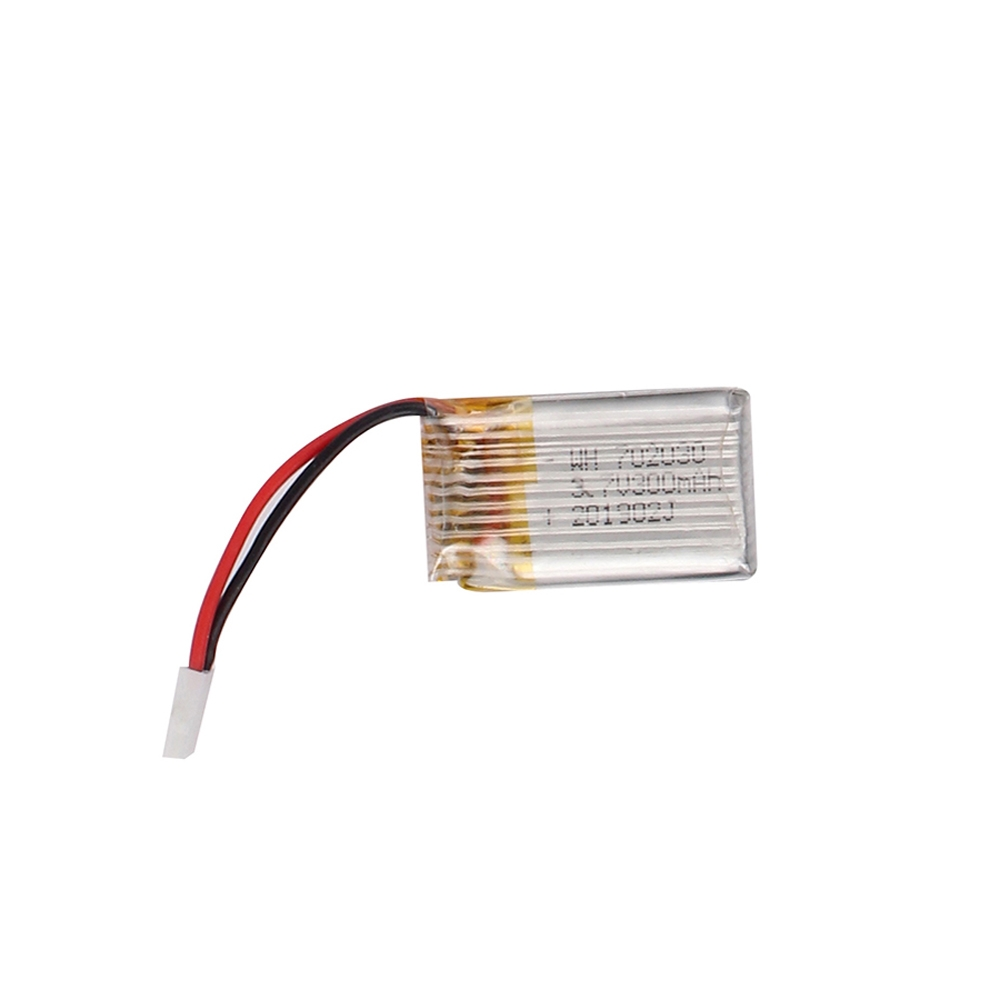 QF008-Boeing 787 550mm RC Airplane Spare Part 3.7V 300mAh Lipo Battery