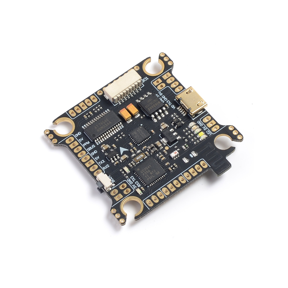 MAMBA F722S 3-6S 5V 2A & 9V 2A BEC OSD 2812 LED Flight Controller 30.5x30.5mm for RC Drone FPV Racing