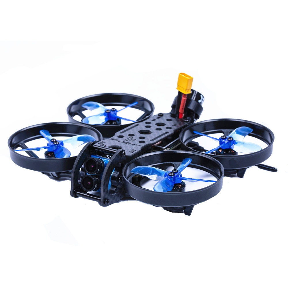 Summer Prime Sale iFlight Cinebee 4K F4 2-3S FPV Racing Drone BNF w/ Caddx.us Tarsier Cam