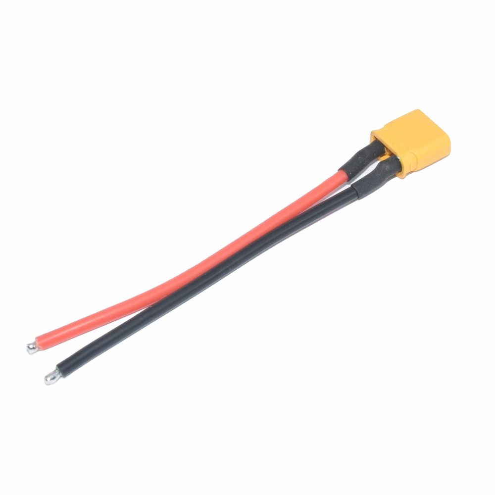 Aurora RC AMASS 70mm XT30 Plug 20AWG Cable Wire for Whoop RC Drone FPV Racing