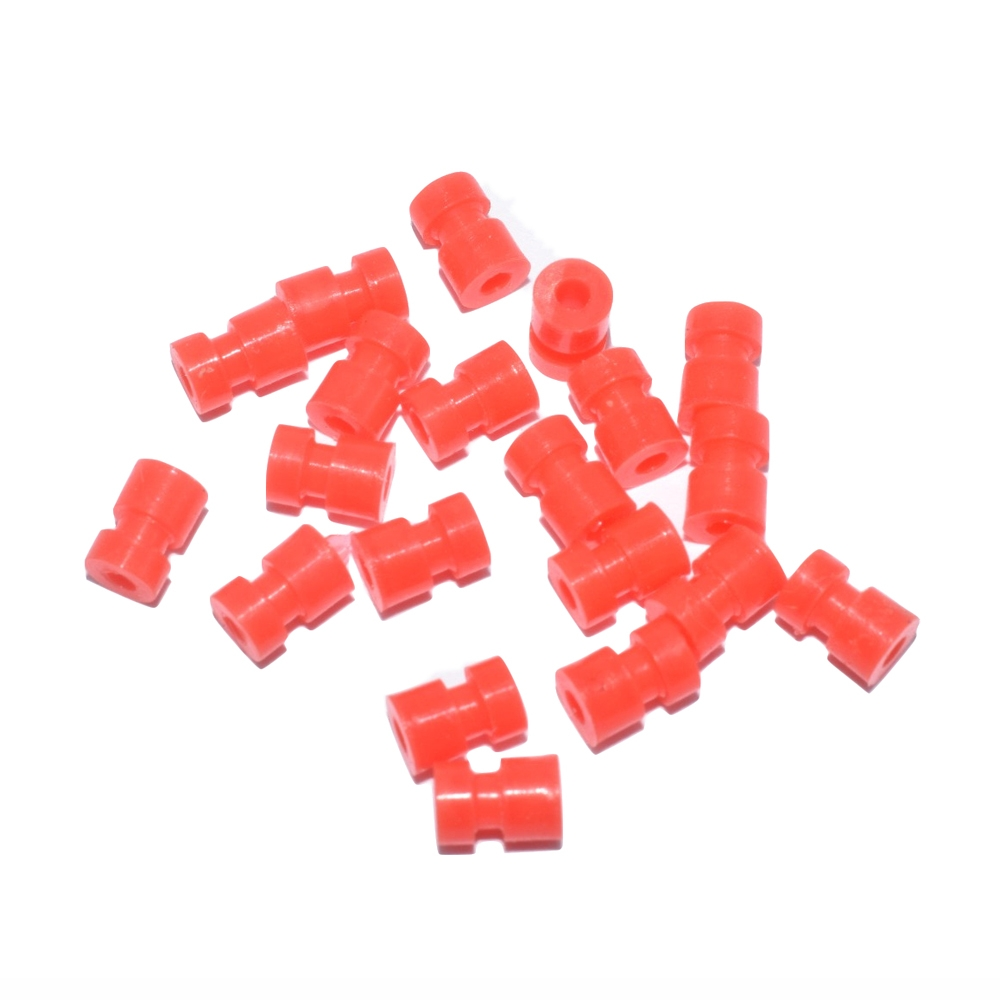 20 PCS Aurora RC M2 Damping Ball for F3 F7 Supra F4 12A V1.0 GEPRC 12A F4 Flight Controller ESC FPV Racing Drone