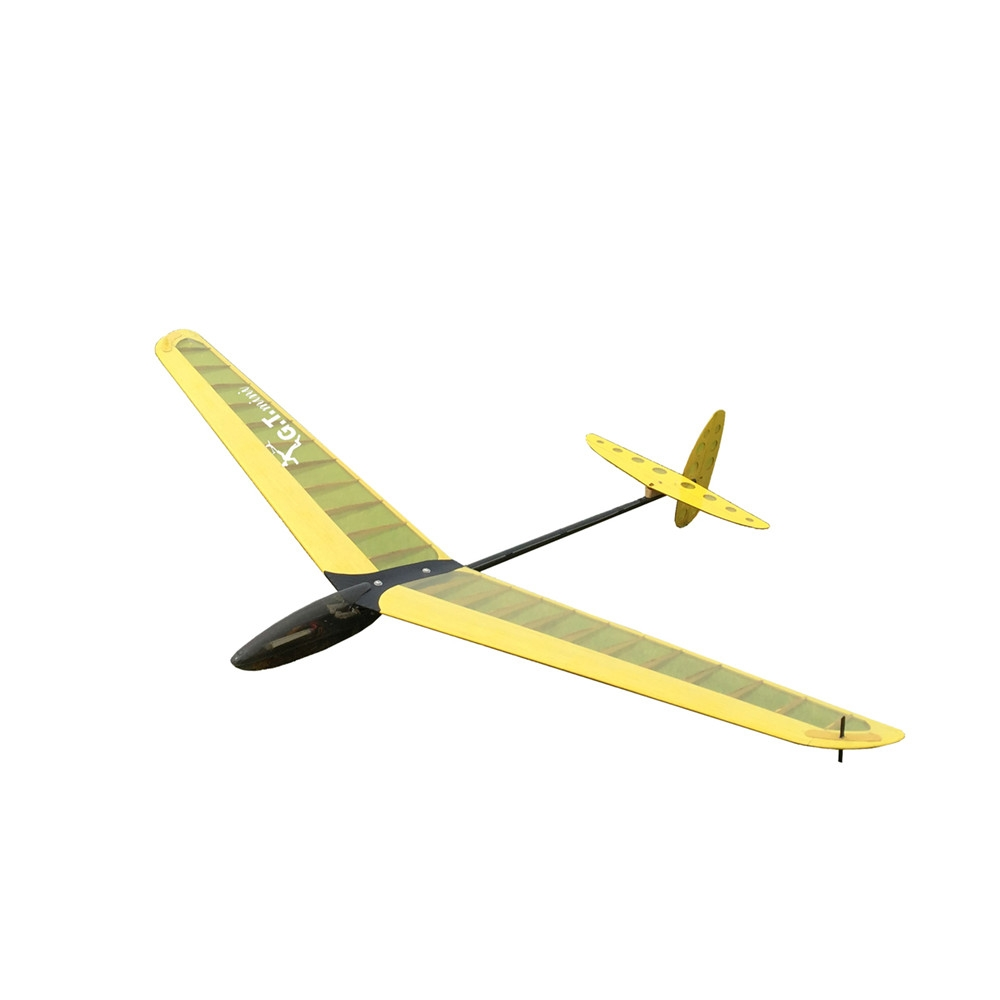 GTRC 950mm Wingspan DLG P3K Racing Hand Throwing RC Airplane Aircraft KIT