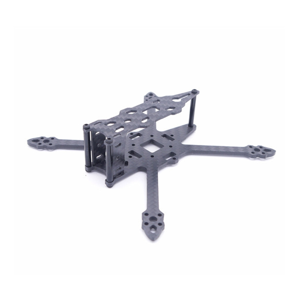Shadow 126mm 2.5mm Arm Carbon Fiber 2.5 Inch Frame Kit for Toothpick RC Drone FPV Racing