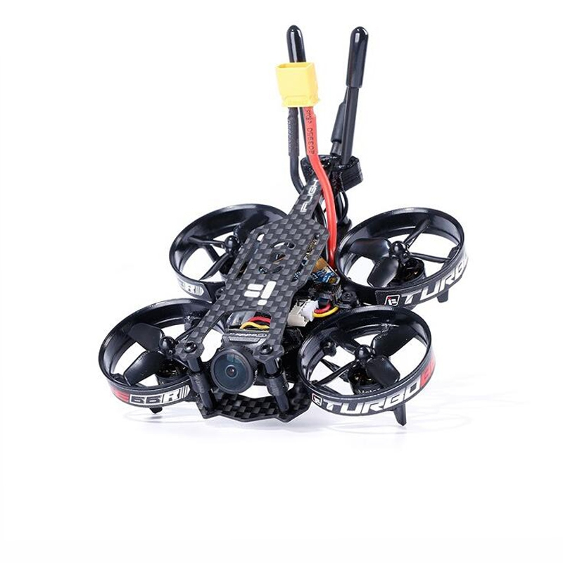 iFlight TurboBee 66R 1.2 Inch 1-2S Whoop FPV Racing Drone PNP/BNF F4 FC Caddx.us Turbo Eos2 Cam 200mW VTX