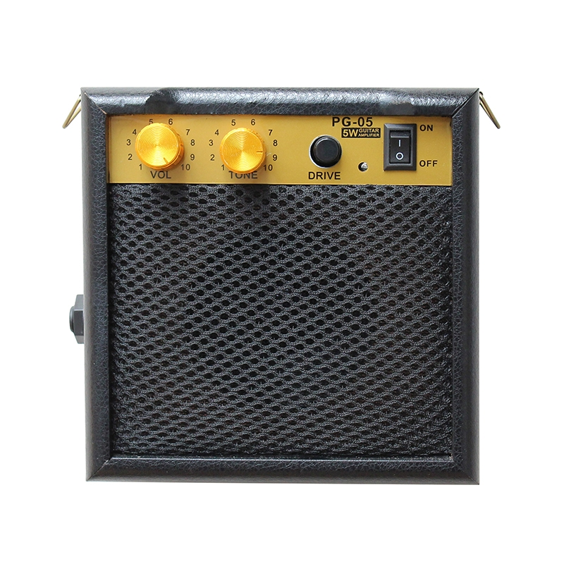 LEORY PG-05 5W Electric Guitar Amplifier Speaker Mini Portable Guitar Speaker