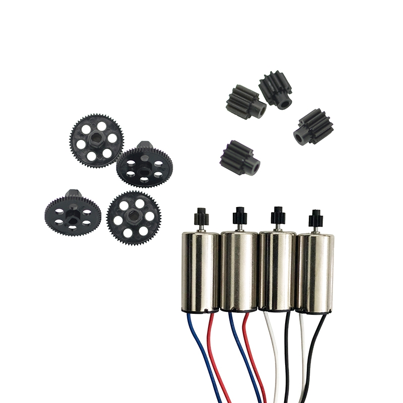 Eachine EG16 GPS RC Drone Quadcopter Spare Parts Pack Coreless Motor Set CW&CCW with Gear Set