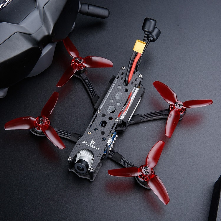 15% OFF for Upgrade iFlight DC3 HD TITAN H3 HD SucceX-D Mini F7 TwinG 35A ESC 3 Inch FPV Racing Drone PNP BNF w/ DJI Air Unit Digital HD FPV System