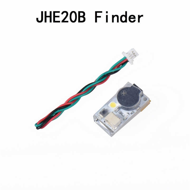 FPV JHEMCU JHE20B Finder BB Ring 100dB Buzzer Alarm with LED Light Support BF CF Flight Control Parts for RC Micro Drone Quad