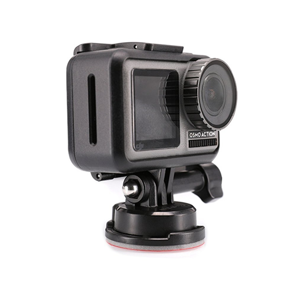 RCSTQ Quick Release Adapter Bonding Base For DJI OSMO ACTION Sports Camera