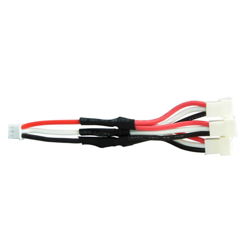 3 IN1 7.4V 2S Battery Charger Cable Balanced Charger Adapter Wiring for Eachine E511 511S