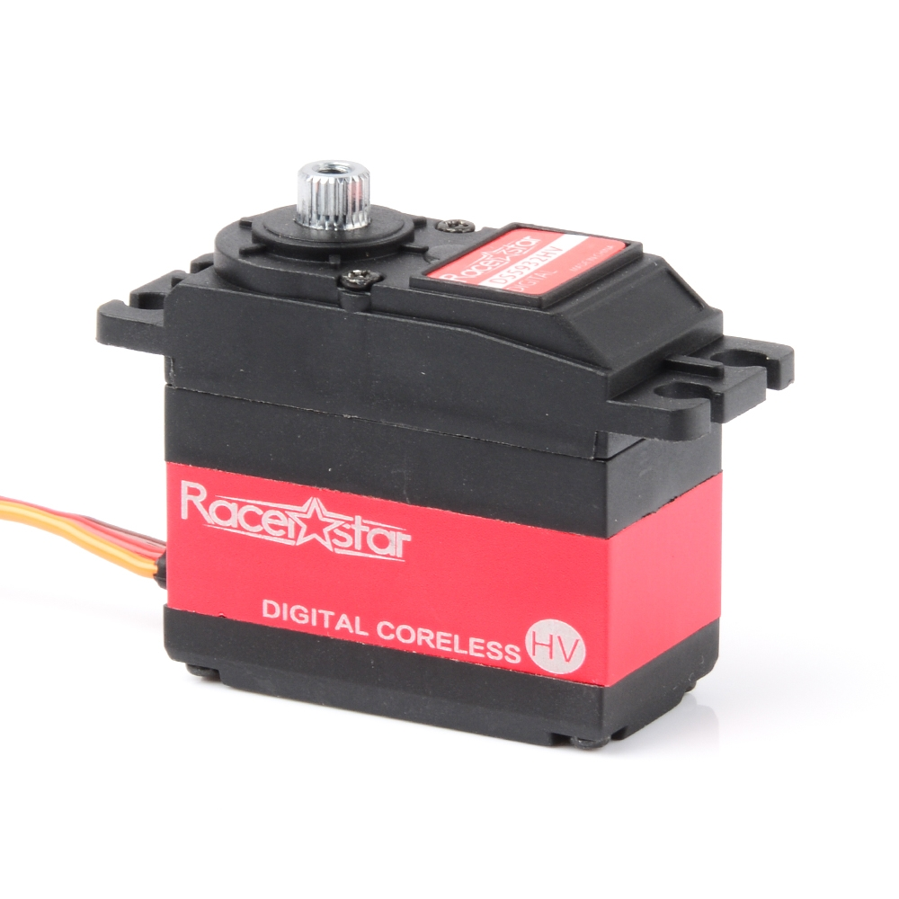 Racerstar DS5932HV 32KG Large Torque 180° Coreless Digital Servo For 650/700 Swashplate RC Helicopter RC Airplane Car