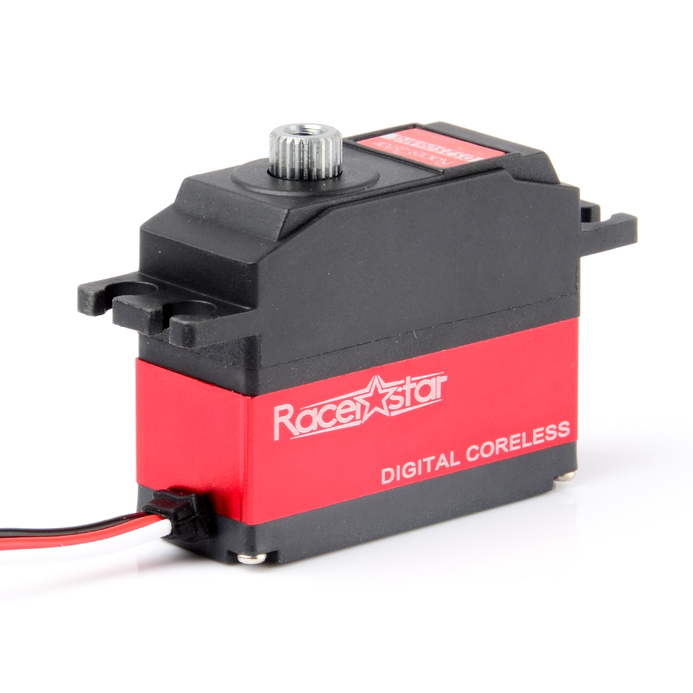 Racerstar DS2506MG 120° 6.6KG Coreless Digital Servo For 550 RC Helicopter Swashplate RC Airplane