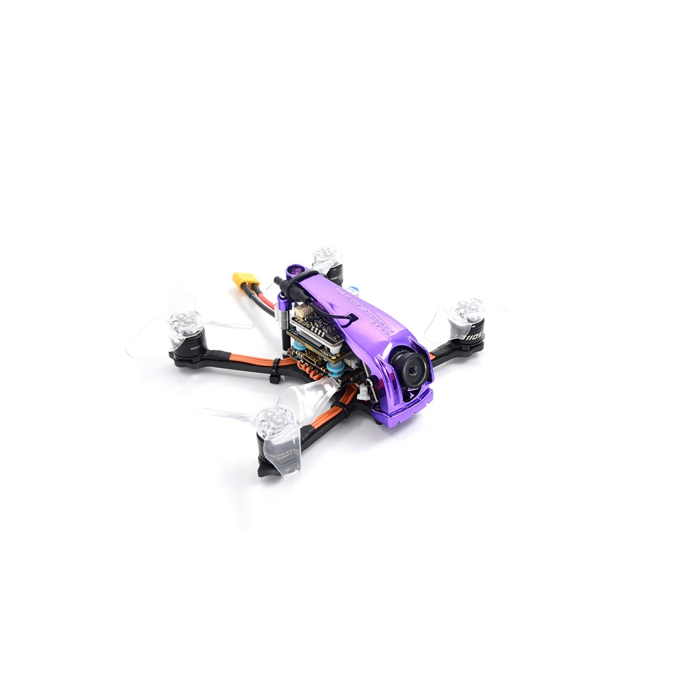 DIATONE GTR249T- HD 115mm 2.5inch 3-4S FPV RC Drone Caddx HD TBS Unify VTX Deadcat Version