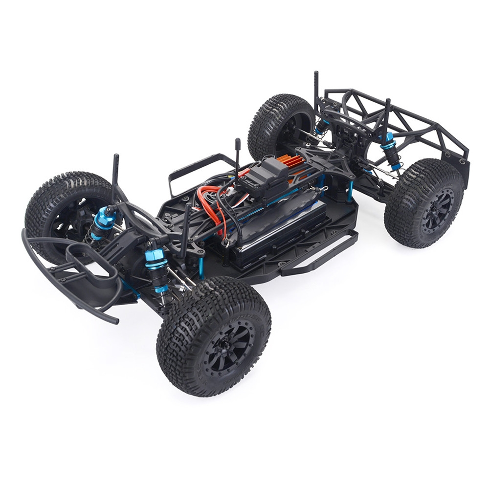 ZD Racing Thunder SC-10 1/10 2.4G 4WD 55km/h RC Car Electric Brushless Short Course Vehicle RTR