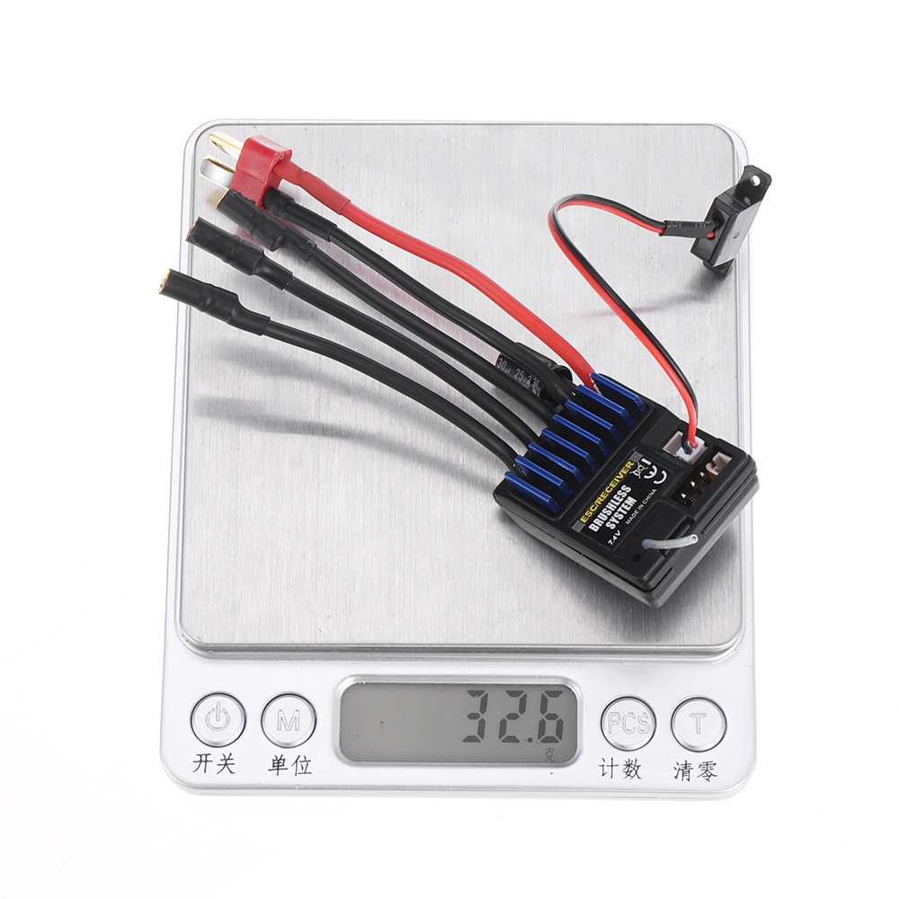 HBX Brushless ESC Receiver Board for 16889 Version 1/16 RC Car Vehicles Spare Parts M16110