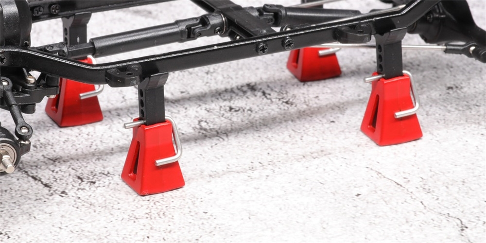 2PCS Orlandoo Hunter 18-26mm Adjustable Repair Brackets for 1/32 1/35 RC Car Tool MX0029