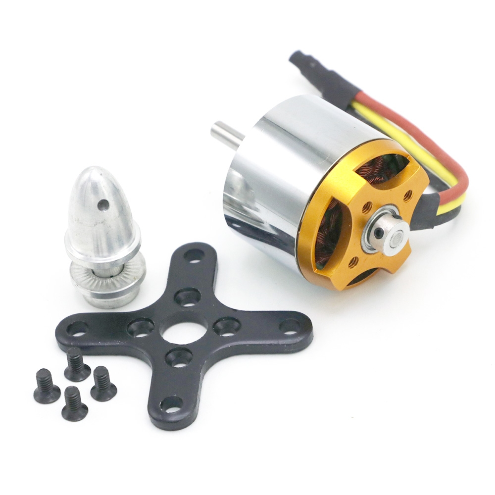 SS Series A3520 690KV 830KV Brushless Motor For DIY RC Drone RC Airplanes