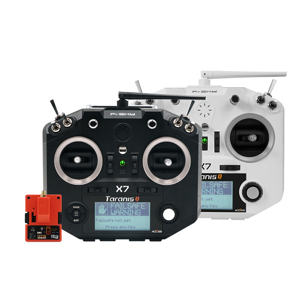15% OFF for FrSky Taranis Q X7 ACCESS 2.4GHz 24CH Mode2 Transmitter with R9M 2019 Long Range Module for RC Drone