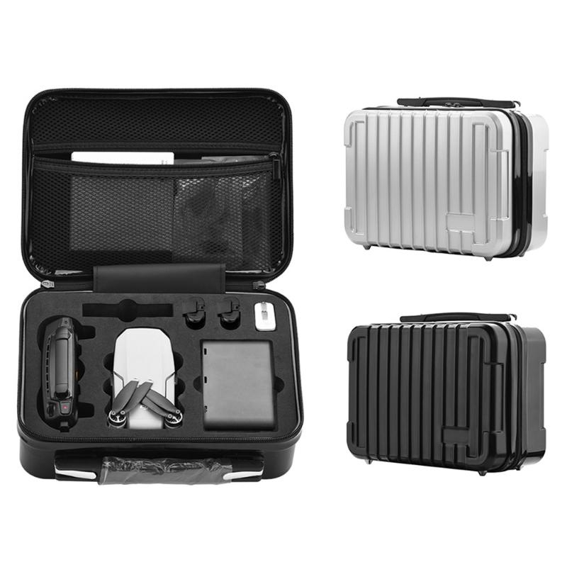 Portable Waterproof Hard-Shell Storage Bag Handbag Carrying Box Case for DJI MAVIC Mini RC Drone