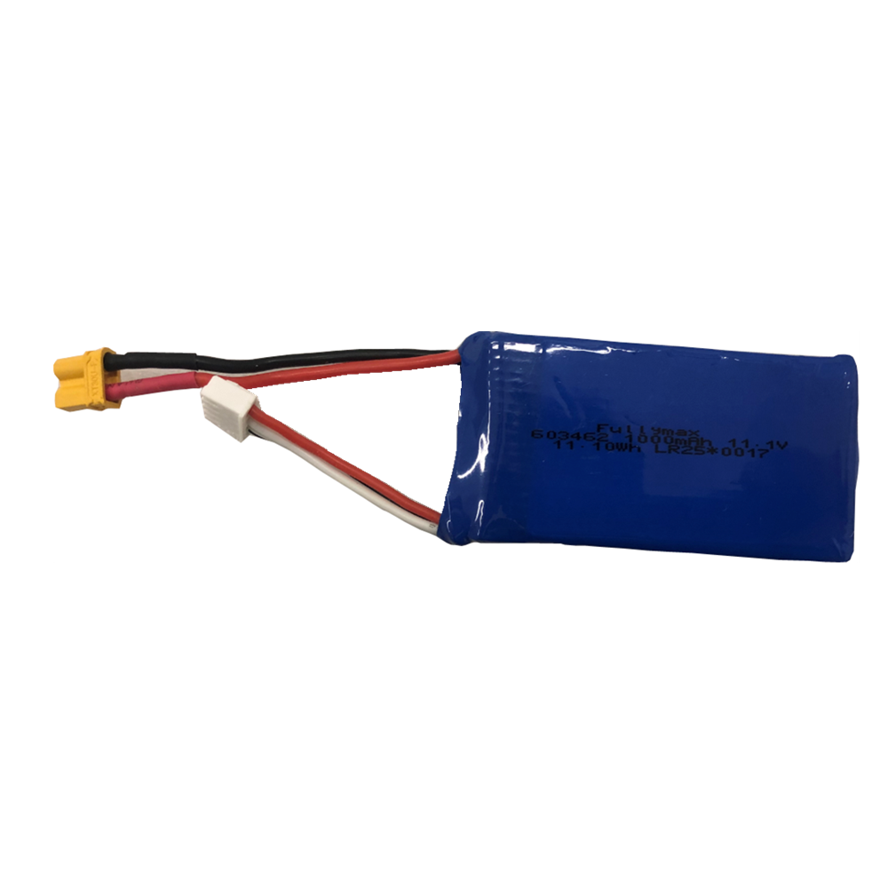 JJRC M02 RC Airplane Spare Part 11.1V 1000mAh 20C Battery