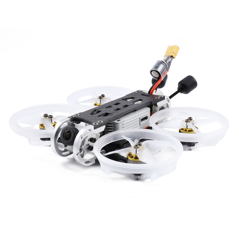 15% OFF for GEPRC ROCKET Plus 112mm 2 Inch 4S Cinewhoop FPV Racing Drone w/ DJI FPV Air Unit HD BNF