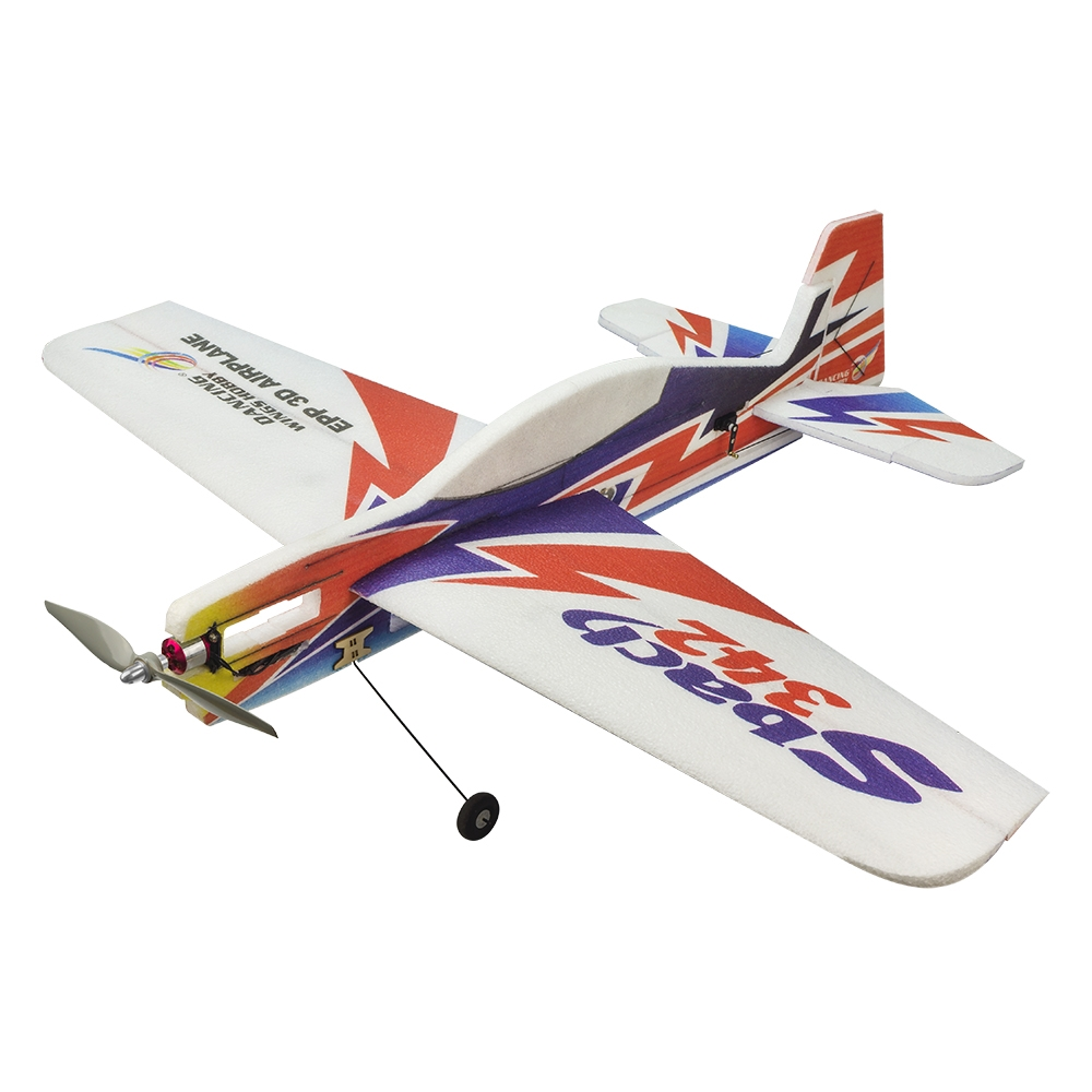 Dancing Wings Hobby Sbach 342 1000mm Wingspan Upgrade EPP 3D Electric Aeroplane RC Airplane Kit