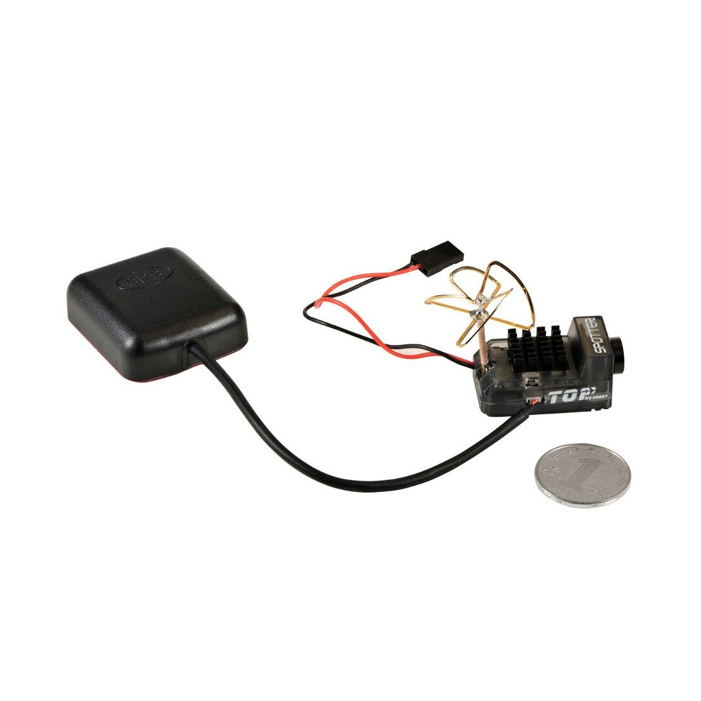 Spotter V3 5.8G 40CH 20mw~200mw FPV Transmitter Built-in OSD with GPS Module for FPV Racing RC Drone