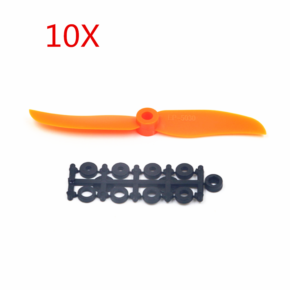 10pcs 1060 Propeller Props for RC Model RC Airpalne Spare Part