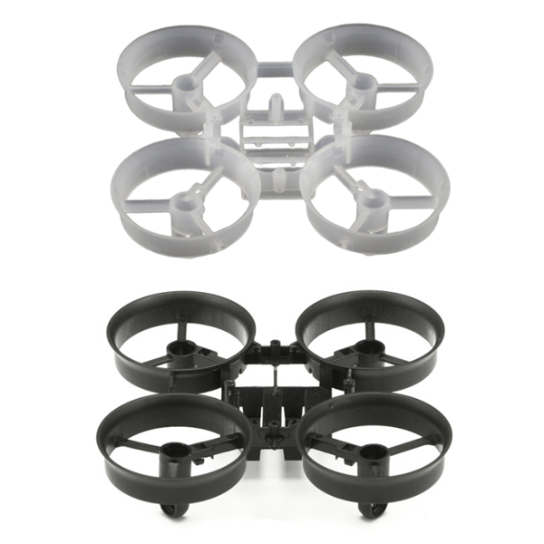 Eachine E010S E010C E010 Micro White&Black FPV RC Quadcopter Spare Parts Frame Kit