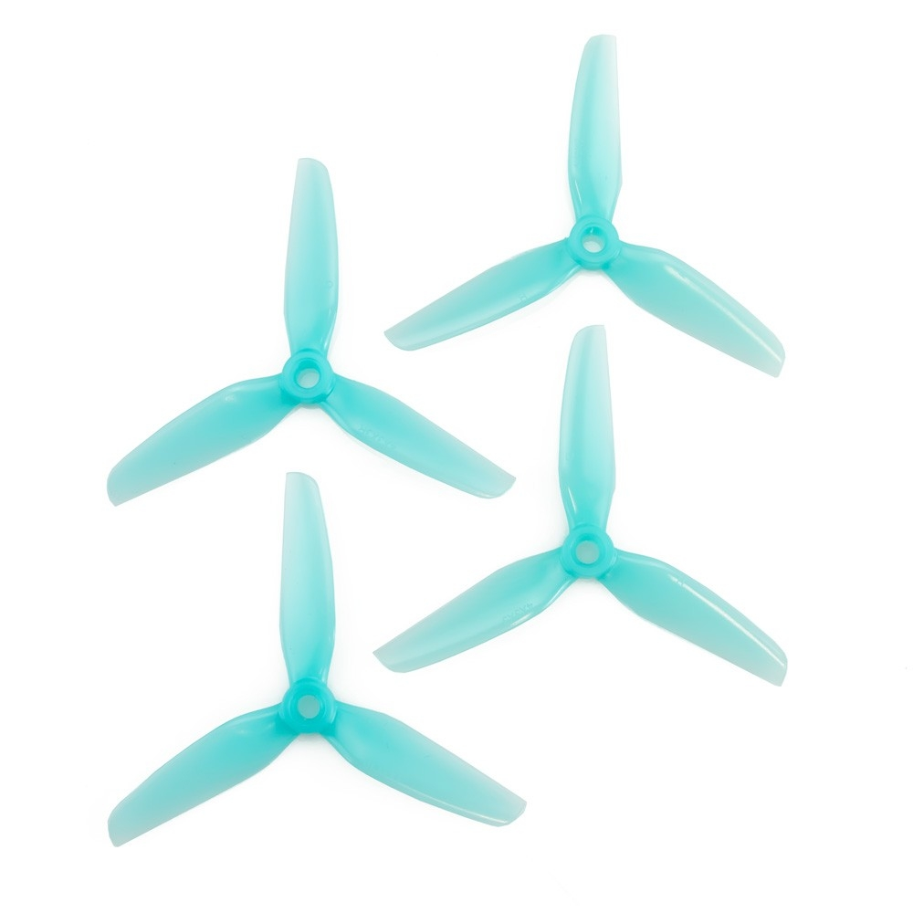 2Pairs HQProp DP4X3X3 4Inch Propeller For FPV Racing RC Drone (2CW+2CCW)
