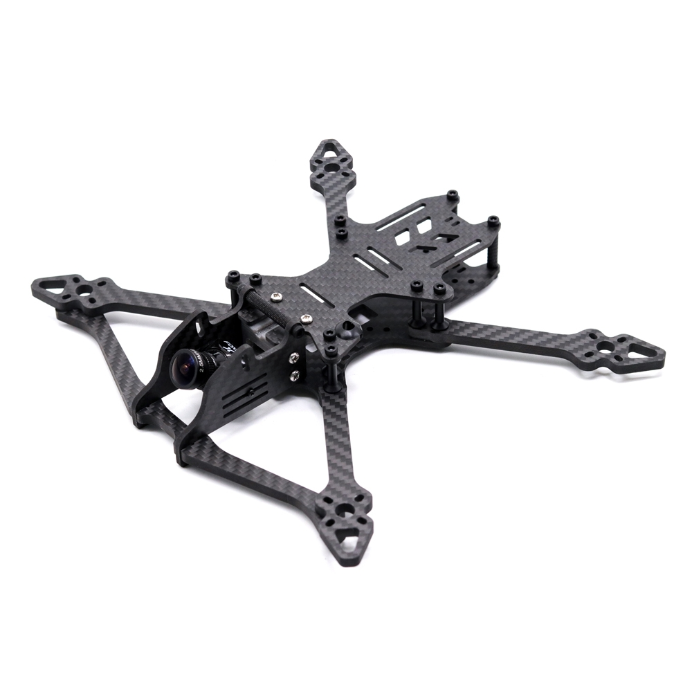 15% OFF for Talystmachine 234/264/294mm Wheelbase 5/6/7 Inch 5mm Arm Carbon Fiber Frame Kit compatible DJI FPV Air Unit 20*20/30.5*30.5mm