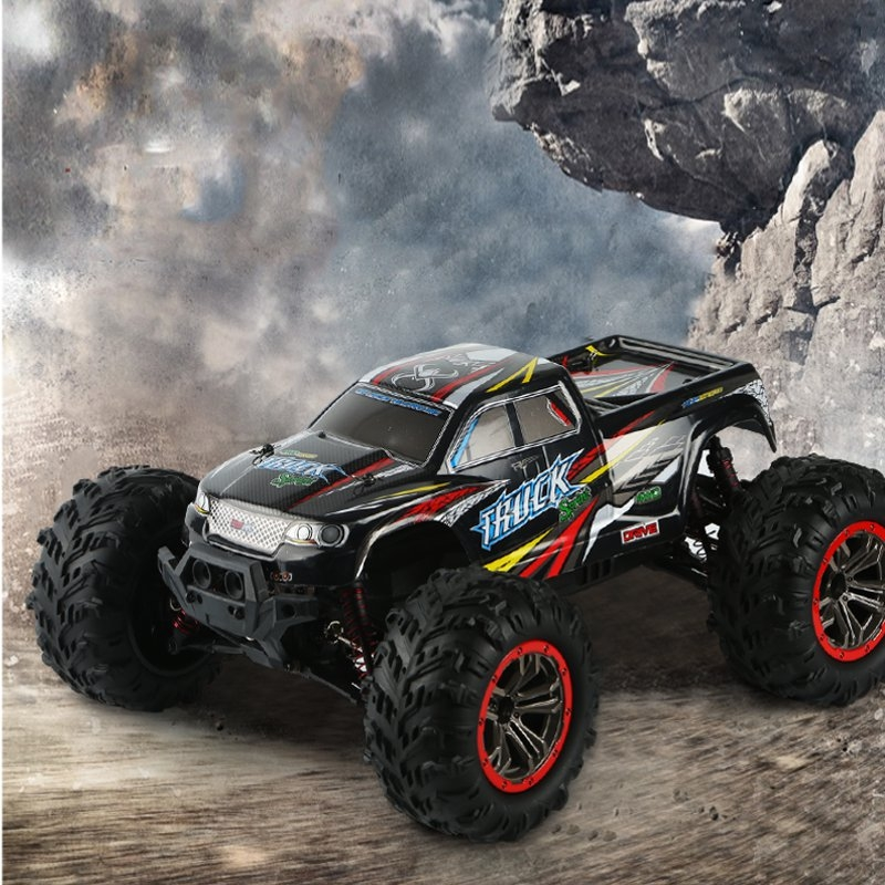 15% OFF for XinleHong 9125 1/10 2.4G 4WD 46km/h High Speed RC Racing Car Short course Truck RTR Toys
