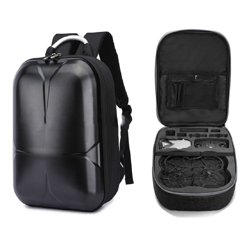 Waterproof Hardshell Backpack Storage Bag Carrying Box Case for DJI Mavic Mini RC Drone
