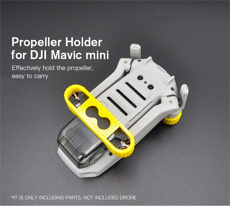 STARTRC TPU Propeller Holder for DJI Mavic min RC Quadcopter