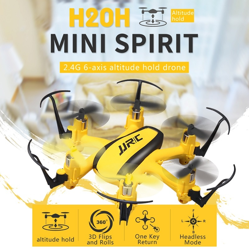 JJRC H20H Nano Hexacopter 2.4G 4CH 6Axis Altitude Hold Headless Mode RTF
