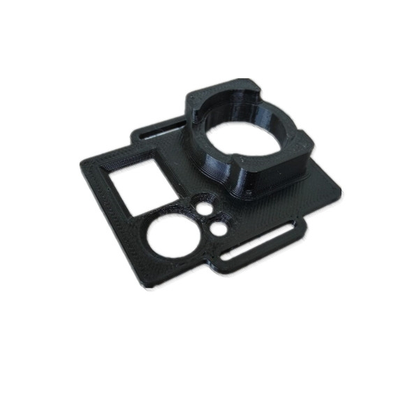 Super Light PLA Protective Lens Cover for Gopro 3 Camera