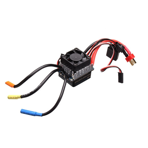 Racerstar 60A ESC Brushless Waterproof Sensorless 1/10 RC Car Part
