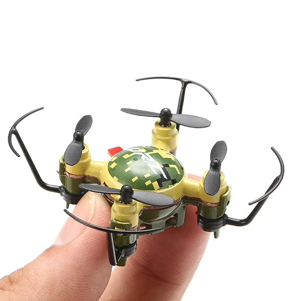 JJRC H30 Mini 2.4G 4CH 6Axis Headless Mode One Key Return Nano Quadcopter RTF