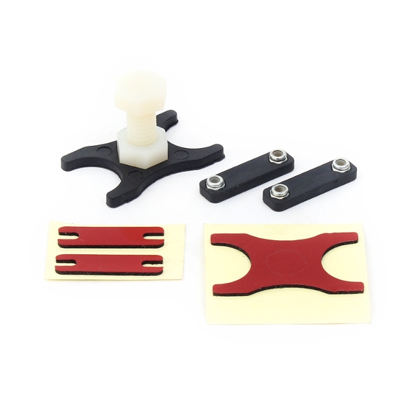ALZRC Devil 380 FAST RC Helicopter Parts Tail Pipe Plastic Fixed Parts